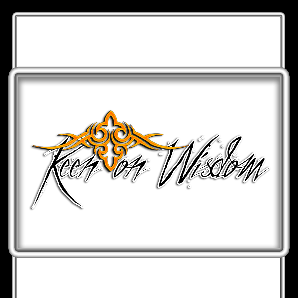 Logo Design by MITUCA ANDREI - Entry No. 9 in the Logo Design Contest Logo Design for Keen on Wisdom, Keen for Life, Keen 4 Life.