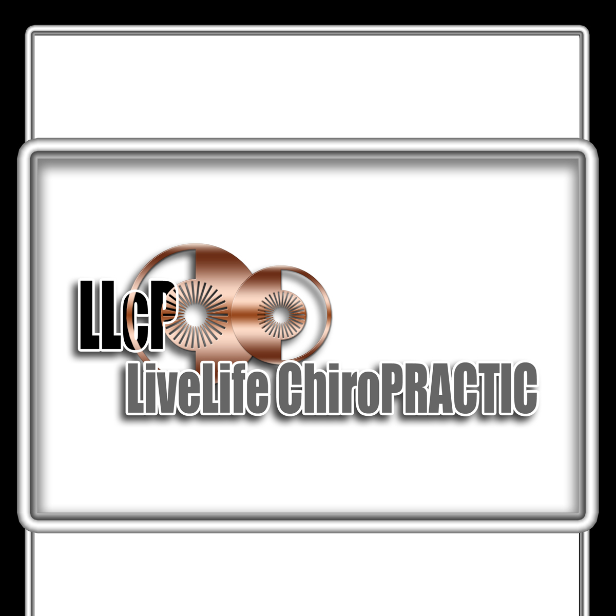 Logo Design by MITUCA ANDREI - Entry No. 20 in the Logo Design Contest Captivating Logo Design for LiveLife Chiropractic.
