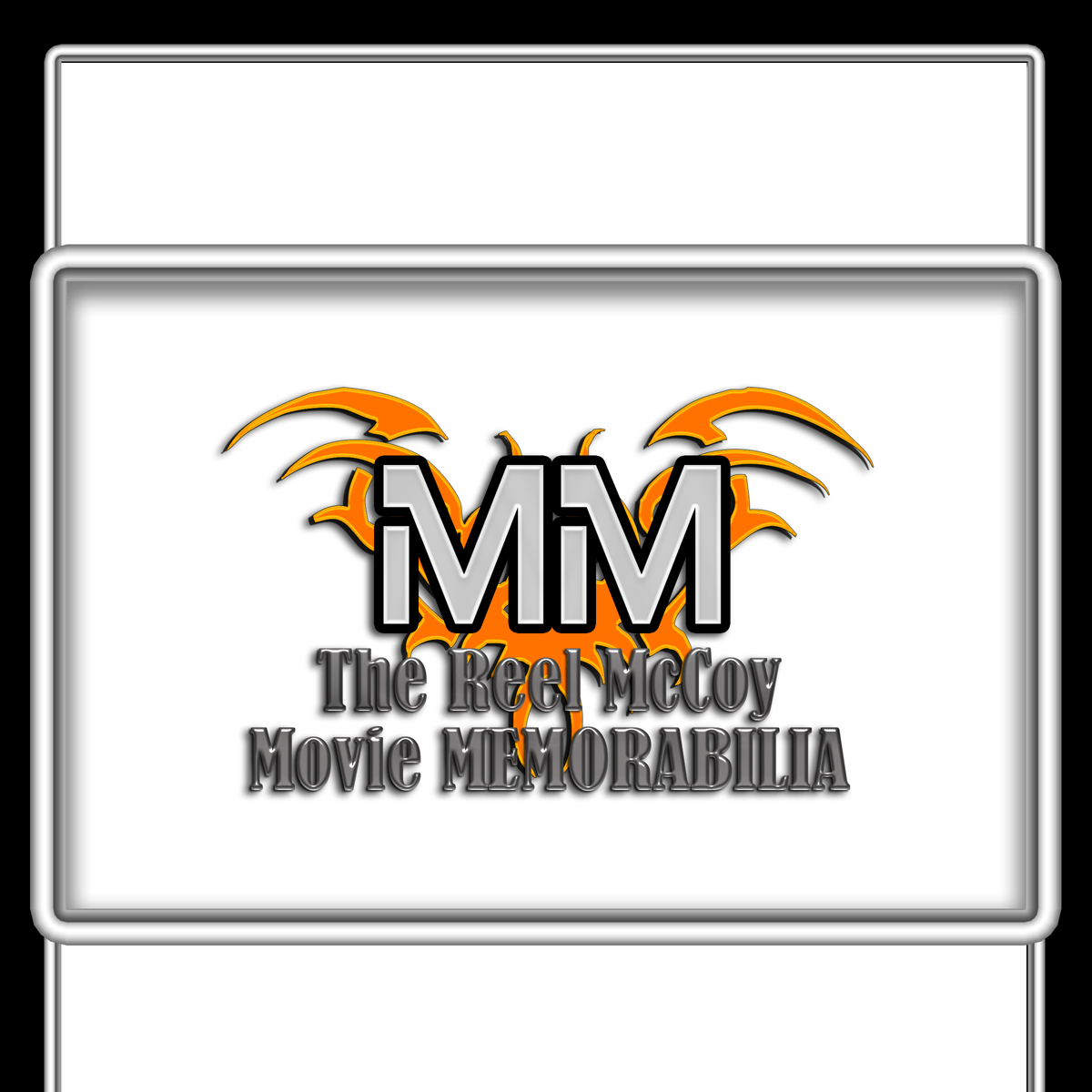 Logo Design by MITUCA ANDREI - Entry No. 3 in the Logo Design Contest Unique Logo Design Wanted for The Reel McCoy Movie Memorabilia.