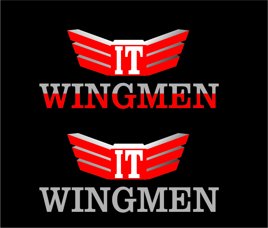 Logo Design by Agus Martoyo - Entry No. 35 in the Logo Design Contest New Logo Design for IT Wingmen.