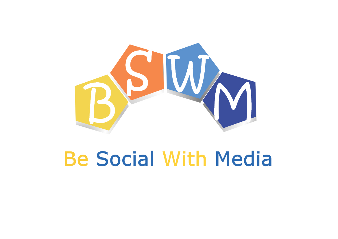 Logo Design by Heri Susanto - Entry No. 25 in the Logo Design Contest Imaginative Logo Design for Be Social With Media.