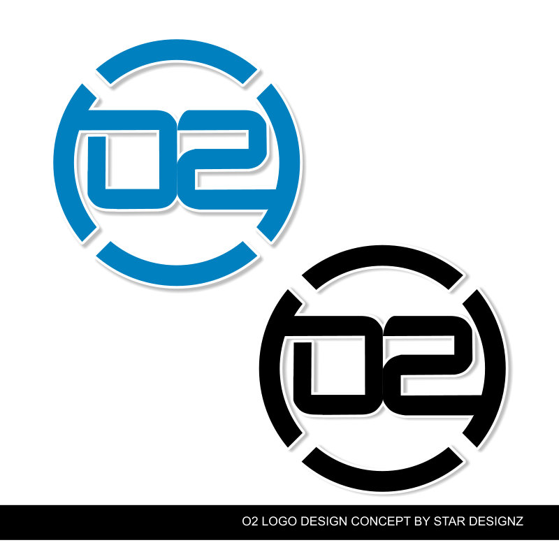 Logo Design by StarDesignz - Entry No. 67 in the Logo Design Contest Artistic Logo Design for O2.