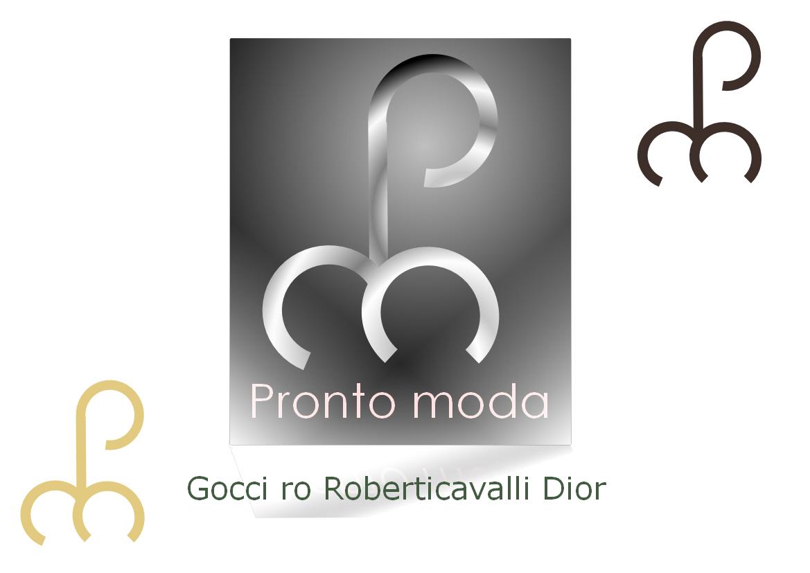 Logo Design by Heri Susanto - Entry No. 45 in the Logo Design Contest Captivating Logo Design for Pronto moda.