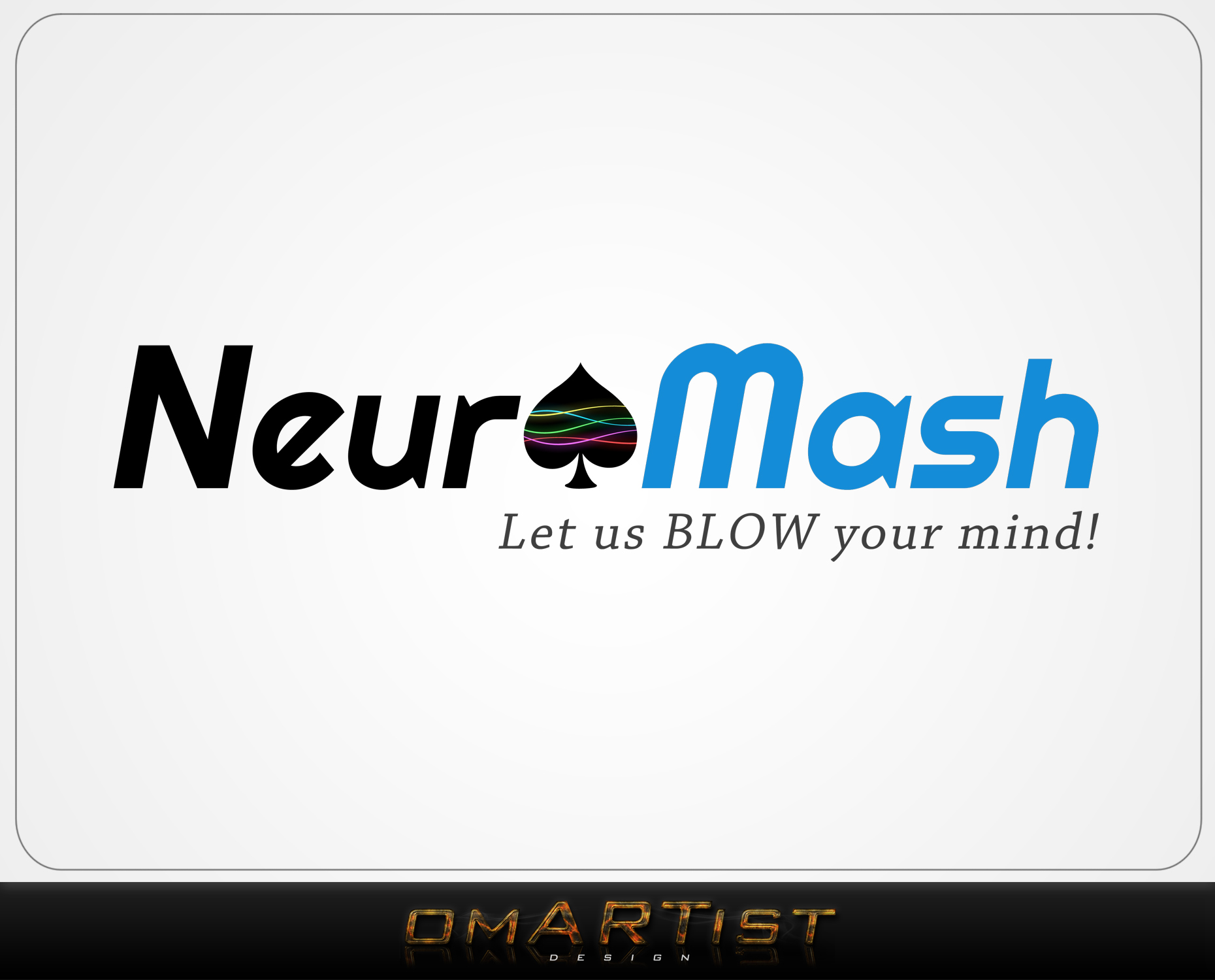 Logo Design by omARTist - Entry No. 32 in the Logo Design Contest Unique Logo Design Wanted for NeuroMash.