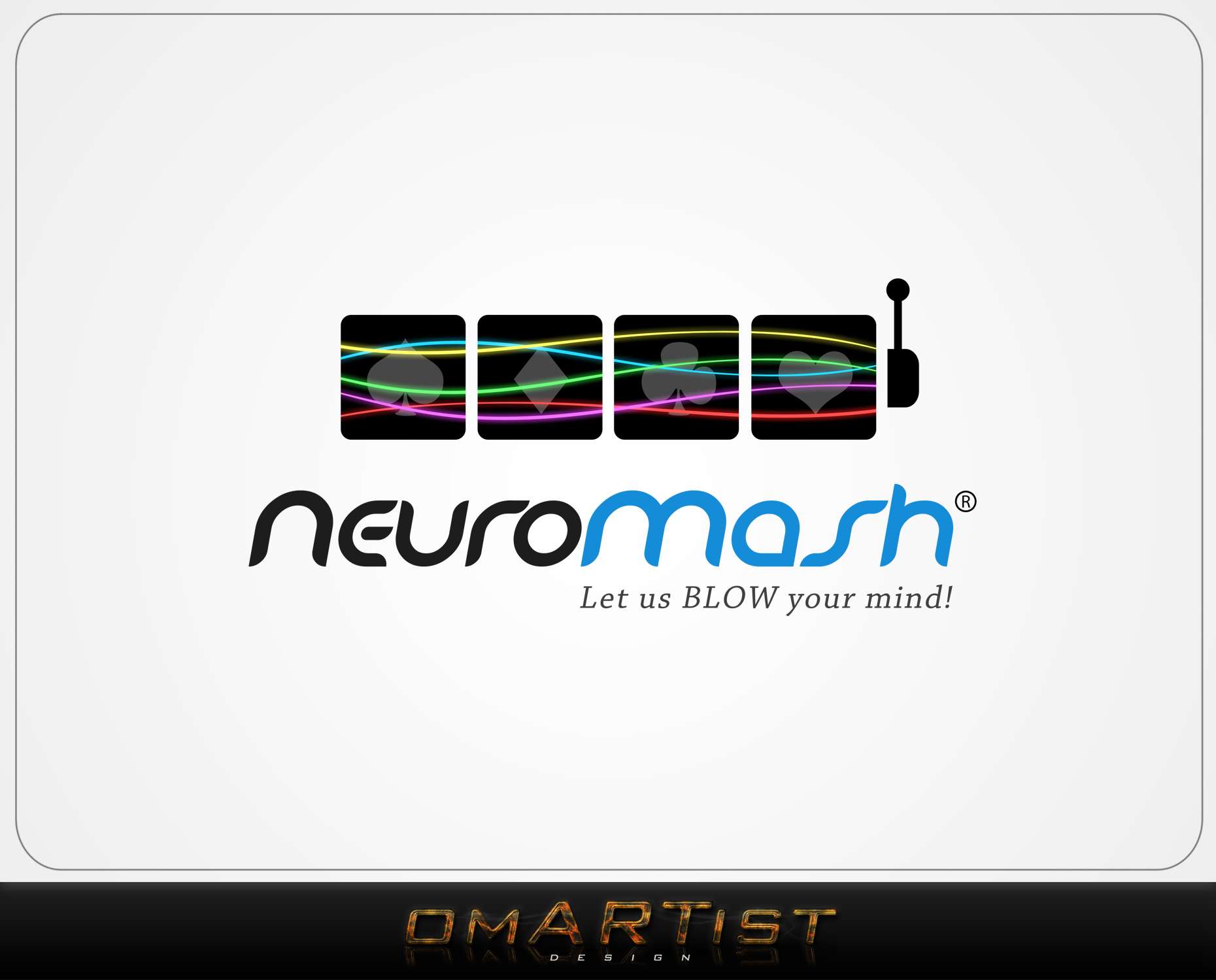 Logo Design by omARTist - Entry No. 33 in the Logo Design Contest Unique Logo Design Wanted for NeuroMash.
