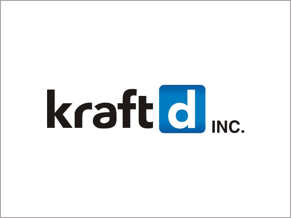 Logo Design by RED HORSE design studio - Entry No. 430 in the Logo Design Contest Unique Logo Design Wanted for Kraft D Inc.