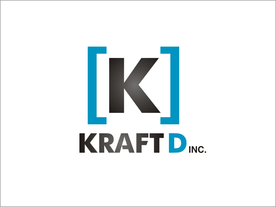 Logo Design by RED HORSE design studio - Entry No. 431 in the Logo Design Contest Unique Logo Design Wanted for Kraft D Inc.