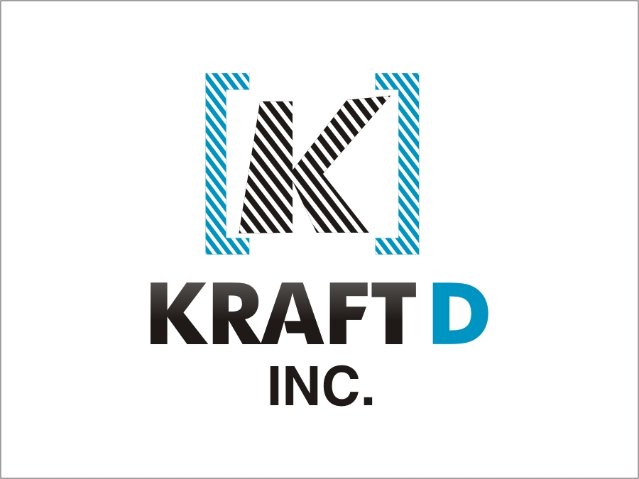 Logo Design by RED HORSE design studio - Entry No. 432 in the Logo Design Contest Unique Logo Design Wanted for Kraft D Inc.