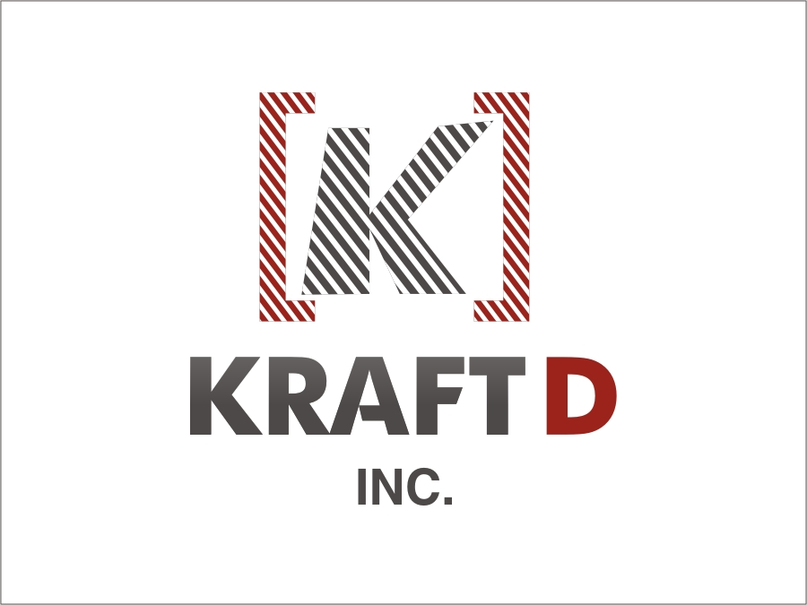 Logo Design by RED HORSE design studio - Entry No. 433 in the Logo Design Contest Unique Logo Design Wanted for Kraft D Inc.