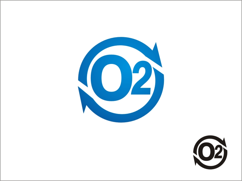 Logo Design by RED HORSE design studio - Entry No. 72 in the Logo Design Contest Artistic Logo Design for O2.