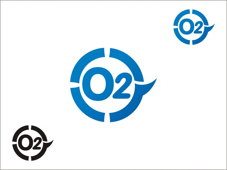 Logo Design by RED HORSE design studio - Entry No. 73 in the Logo Design Contest Artistic Logo Design for O2.