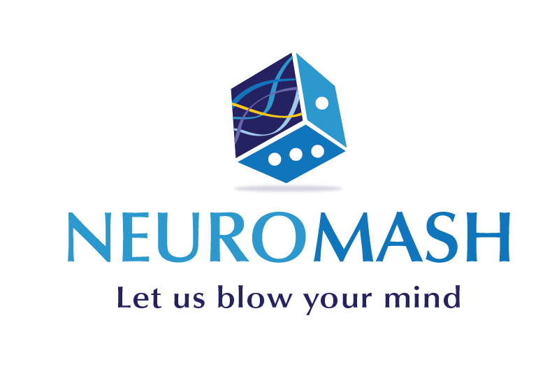 Logo Design by Christina Evans - Entry No. 36 in the Logo Design Contest Unique Logo Design Wanted for NeuroMash.