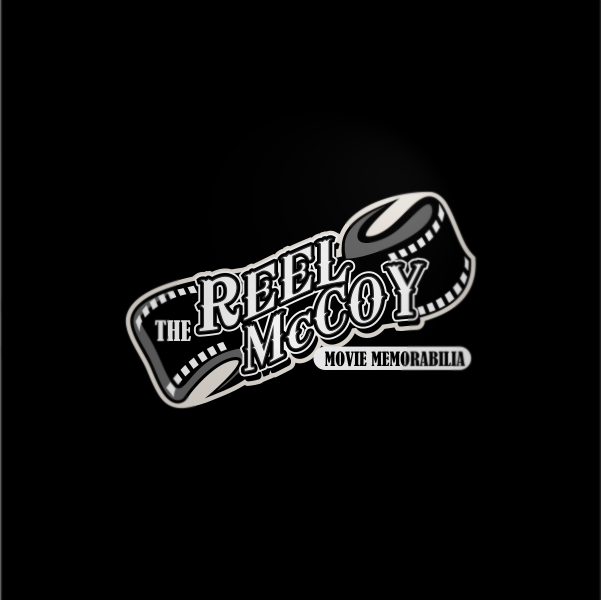 Logo Design by Private User - Entry No. 13 in the Logo Design Contest Unique Logo Design Wanted for The Reel McCoy Movie Memorabilia.