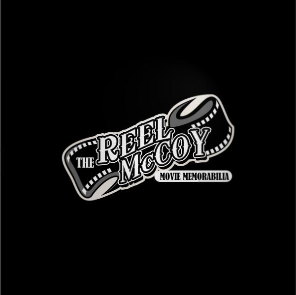 Logo Design by Private User - Entry No. 13 in the Logo Design Contest Unique Logo Design Wanted for The Reel McCoy Movie Memorabilia.