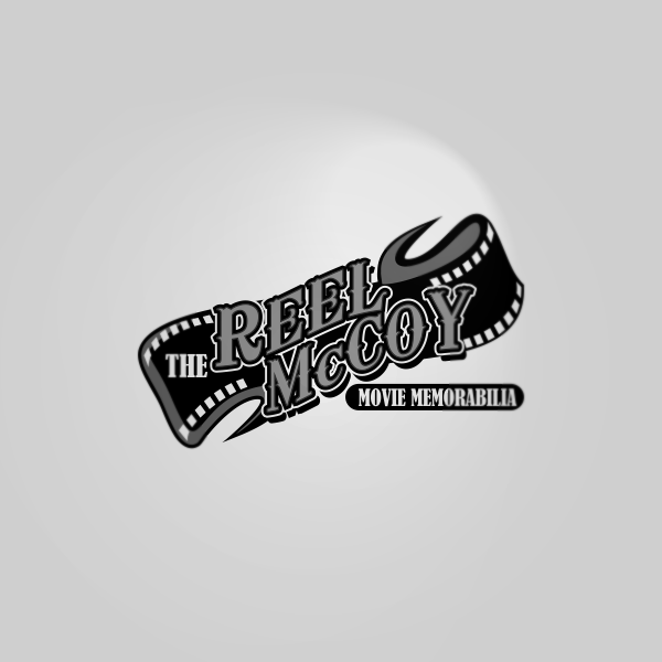 Logo Design by Private User - Entry No. 14 in the Logo Design Contest Unique Logo Design Wanted for The Reel McCoy Movie Memorabilia.