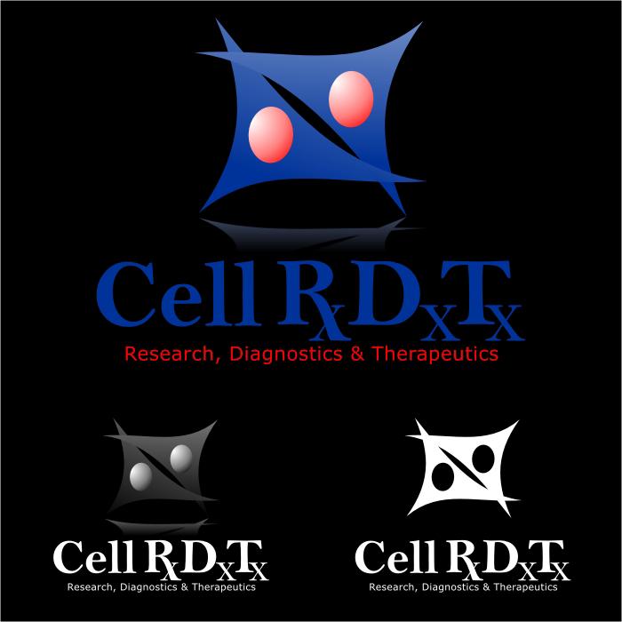 Logo Design by aspstudio - Entry No. 143 in the Logo Design Contest Cell Research, Diagnostics & Therapeutics Ltd (RxDxTx).