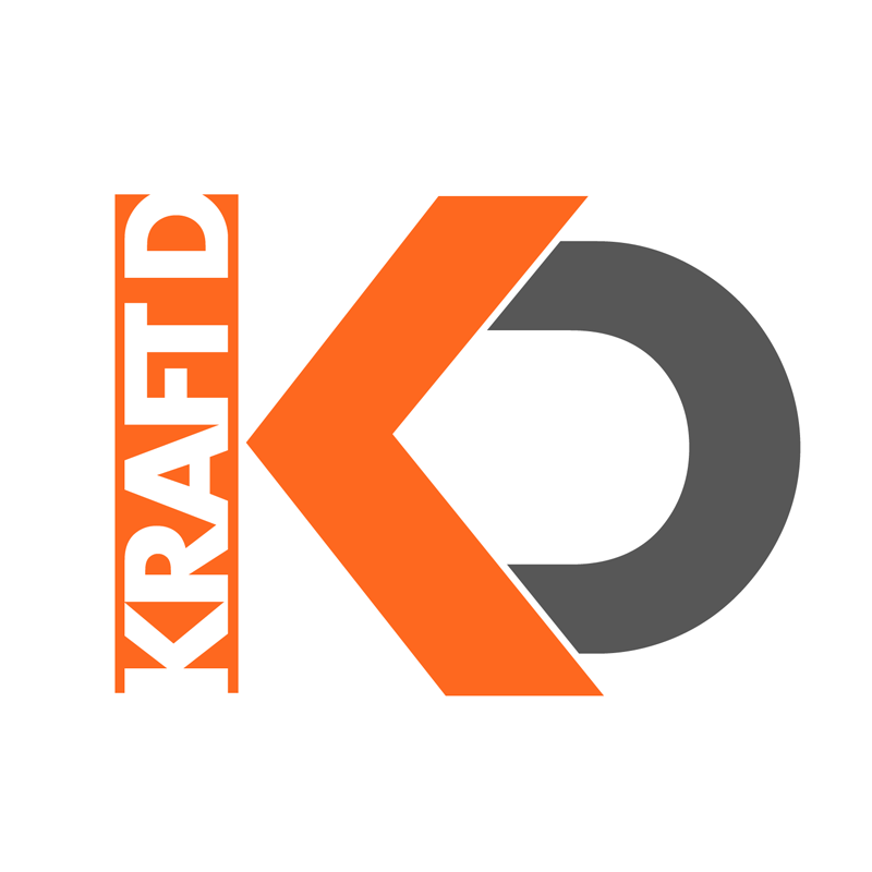 Logo Design by Robert Turla - Entry No. 436 in the Logo Design Contest Unique Logo Design Wanted for Kraft D Inc.