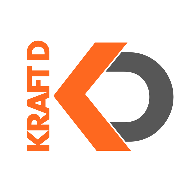 Logo Design by Robert Turla - Entry No. 437 in the Logo Design Contest Unique Logo Design Wanted for Kraft D Inc.