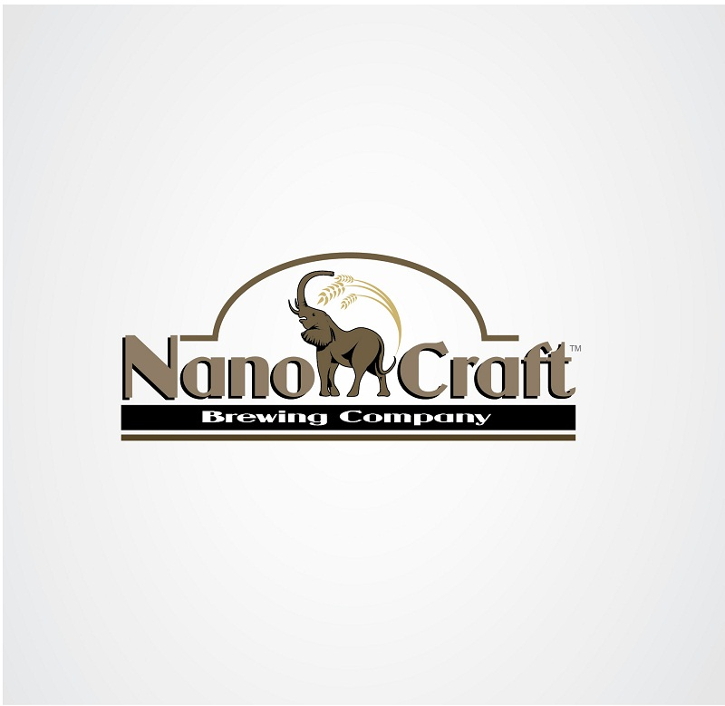 Logo Design by kowreck - Entry No. 41 in the Logo Design Contest Unique Logo Design Wanted for NanoCraft Brewing Company.