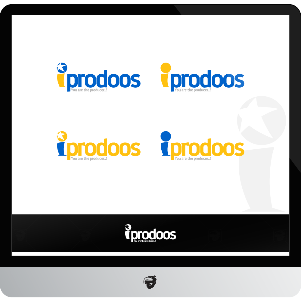 Logo Design by zesthar - Entry No. 89 in the Logo Design Contest New Logo Design for iProdoos.