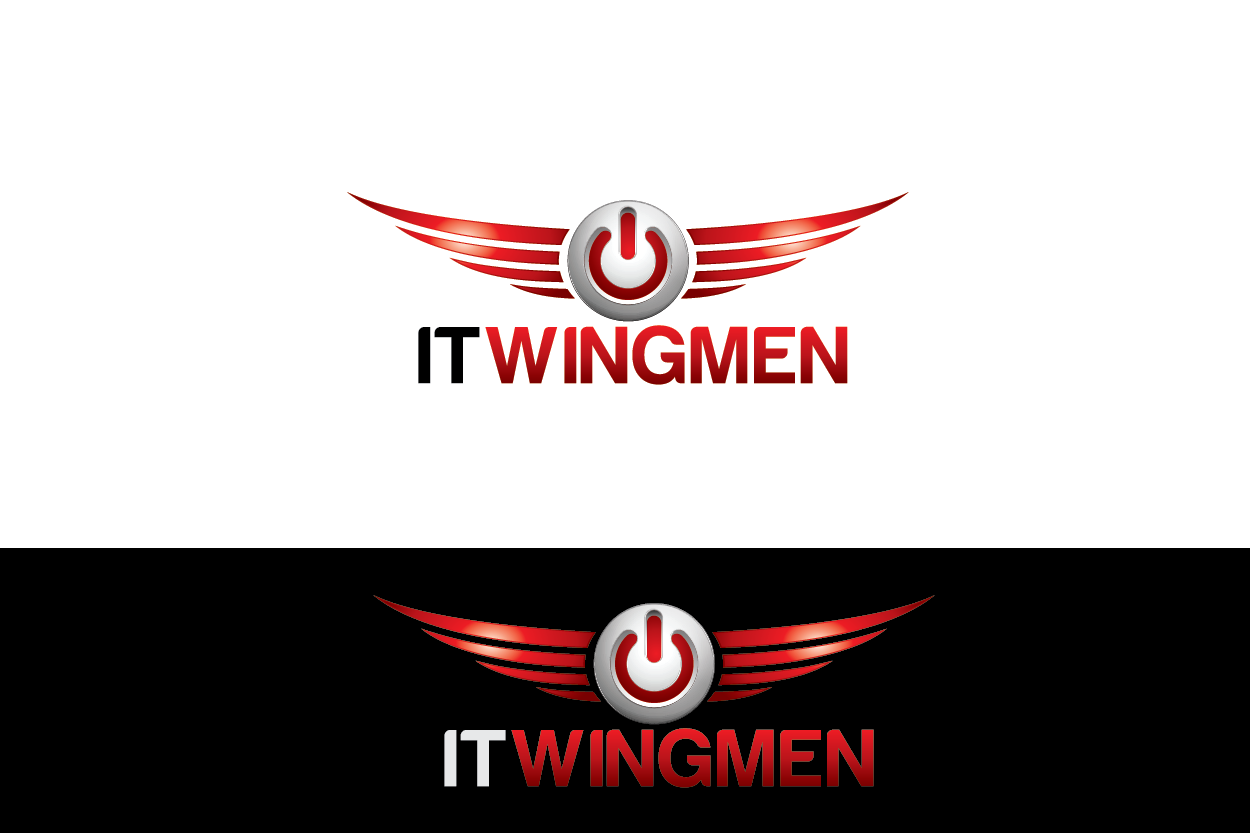 Logo Design by Private User - Entry No. 41 in the Logo Design Contest New Logo Design for IT Wingmen.