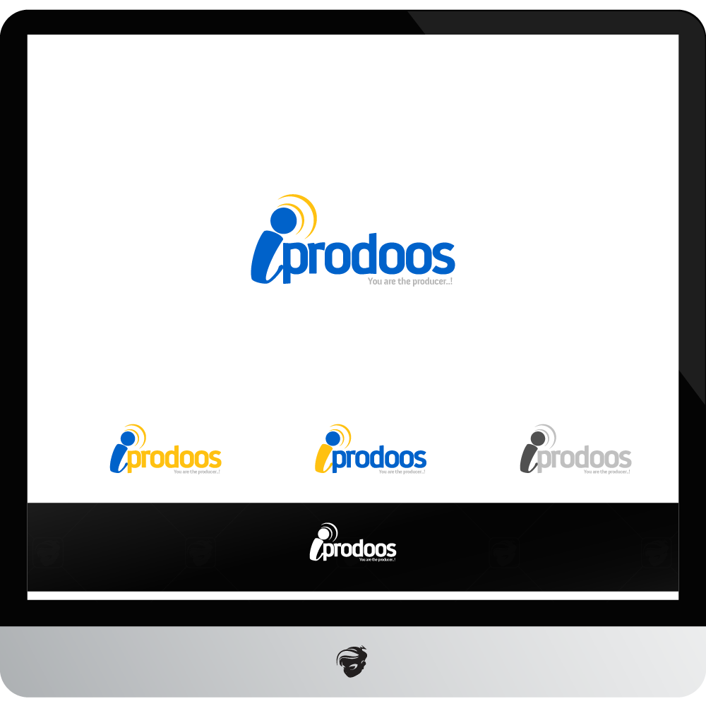 Logo Design by zesthar - Entry No. 90 in the Logo Design Contest New Logo Design for iProdoos.