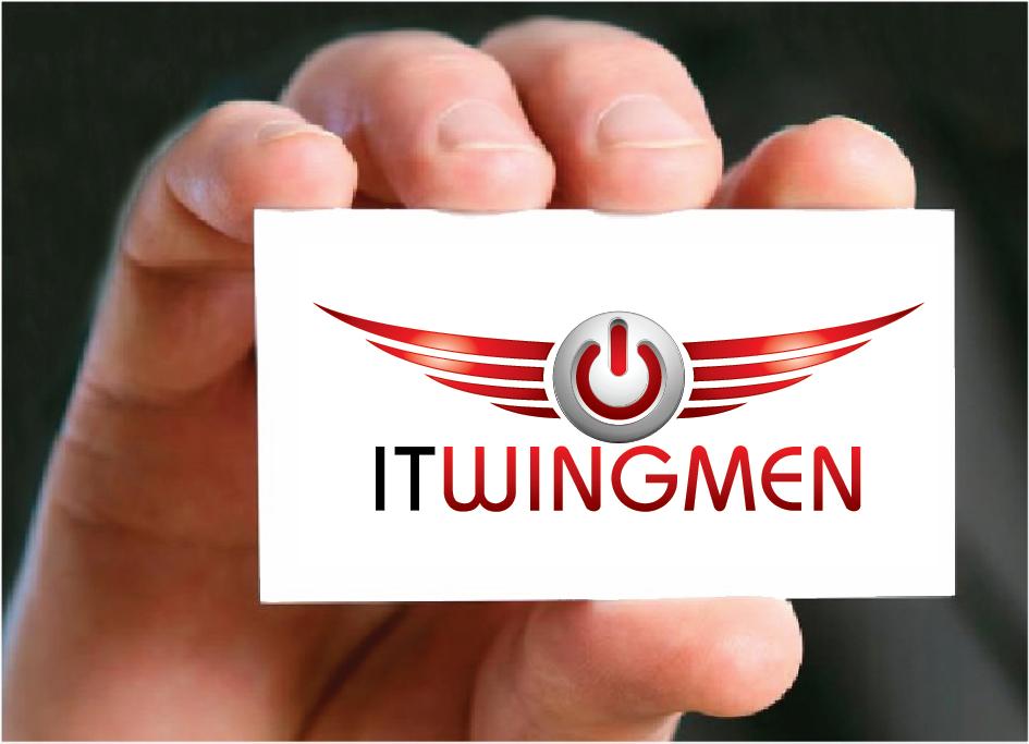 Logo Design by Private User - Entry No. 42 in the Logo Design Contest New Logo Design for IT Wingmen.