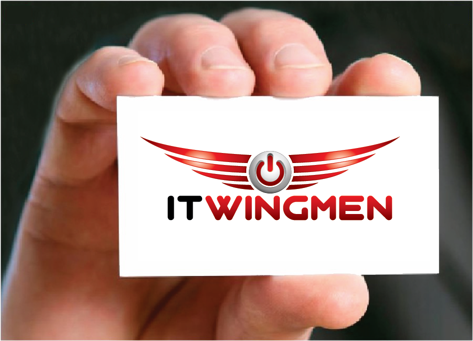 Logo Design by Private User - Entry No. 43 in the Logo Design Contest New Logo Design for IT Wingmen.