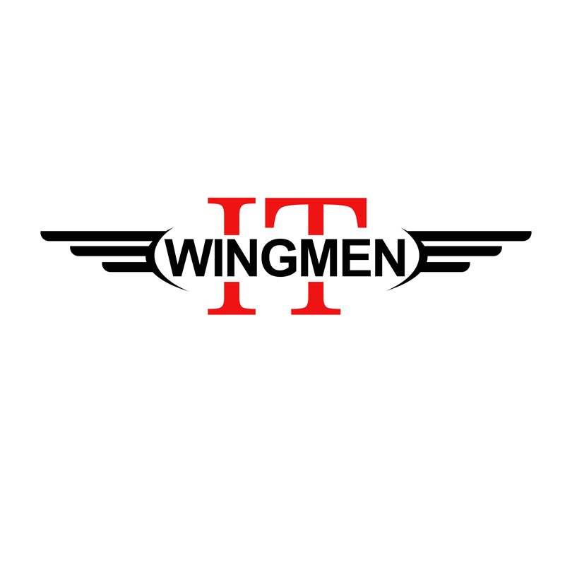 Logo Design by Robert Turla - Entry No. 44 in the Logo Design Contest New Logo Design for IT Wingmen.