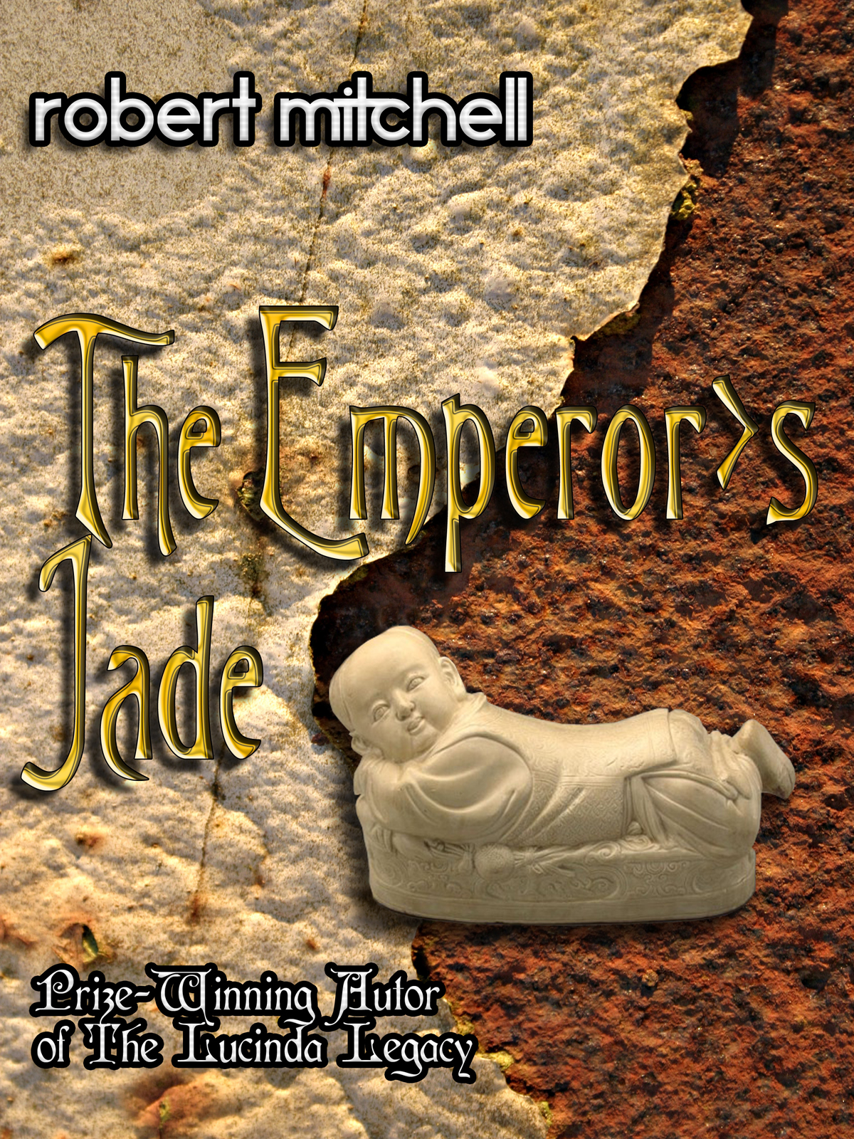 Book Cover Design by MITUCA ANDREI - Entry No. 42 in the Book Cover Design Contest Book Cover Design for The Emperor's Jade.