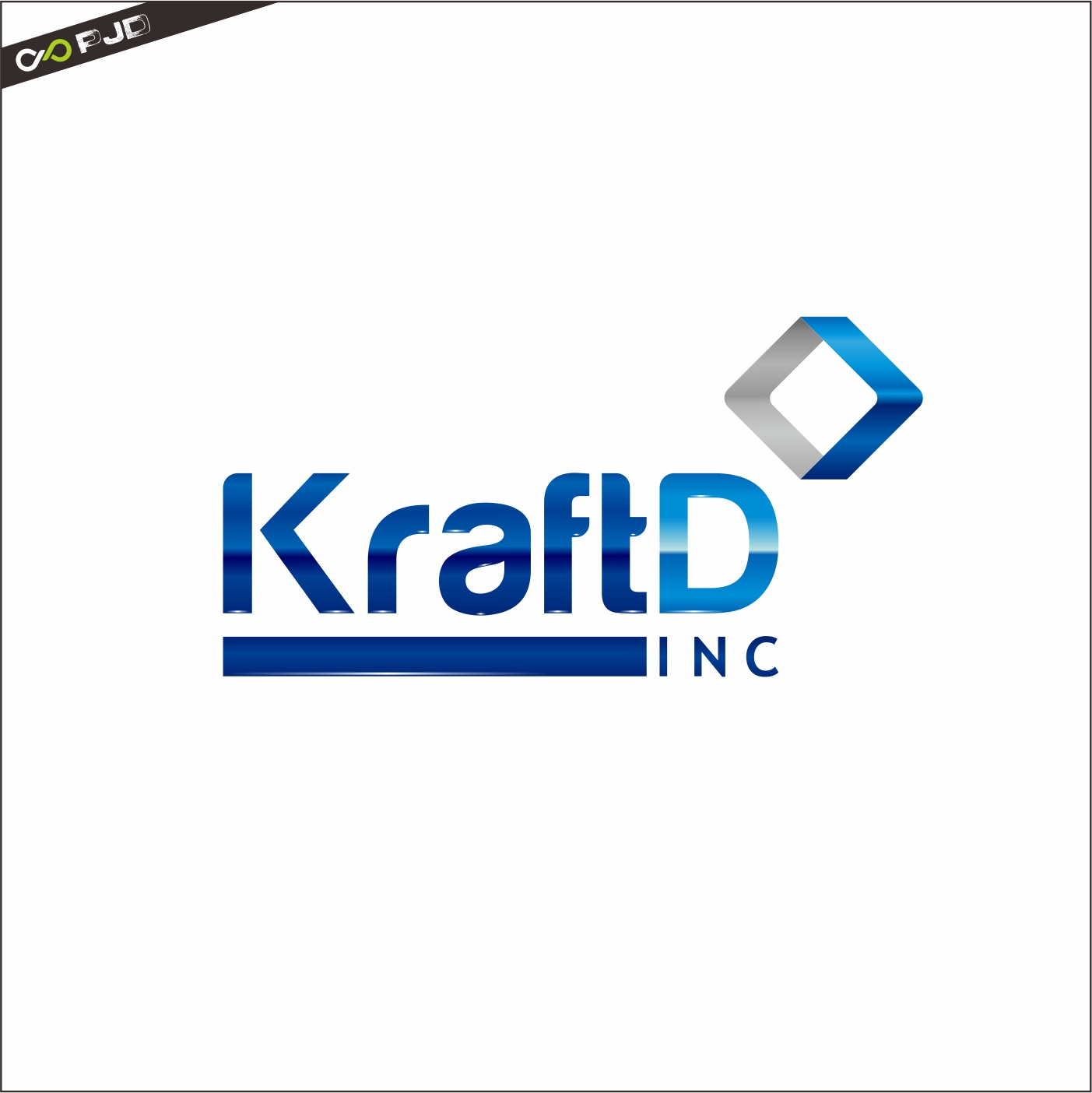 Logo Design by PJD - Entry No. 474 in the Logo Design Contest Unique Logo Design Wanted for Kraft D Inc.