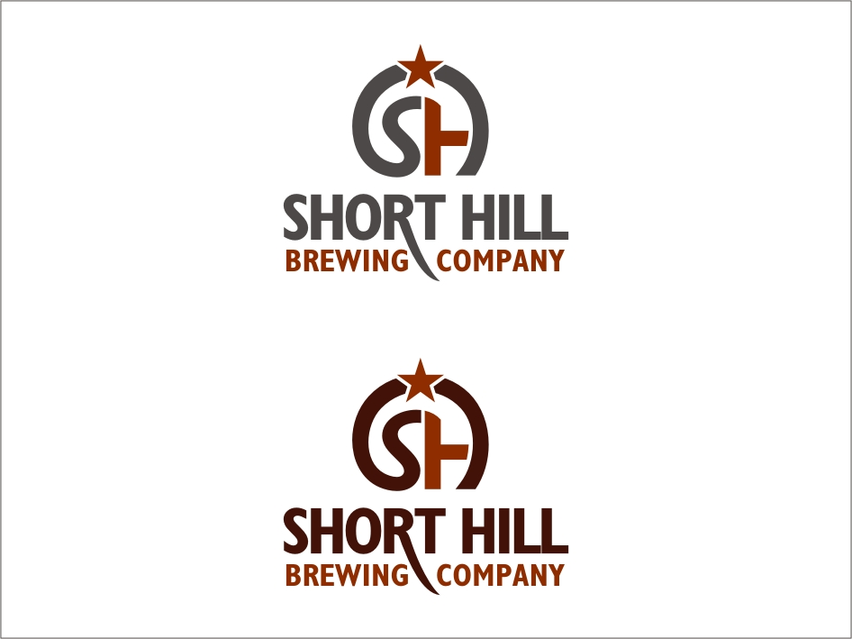Logo Design by RED HORSE design studio - Entry No. 78 in the Logo Design Contest Unique Logo Design Wanted for Short Hill Brewing Company.