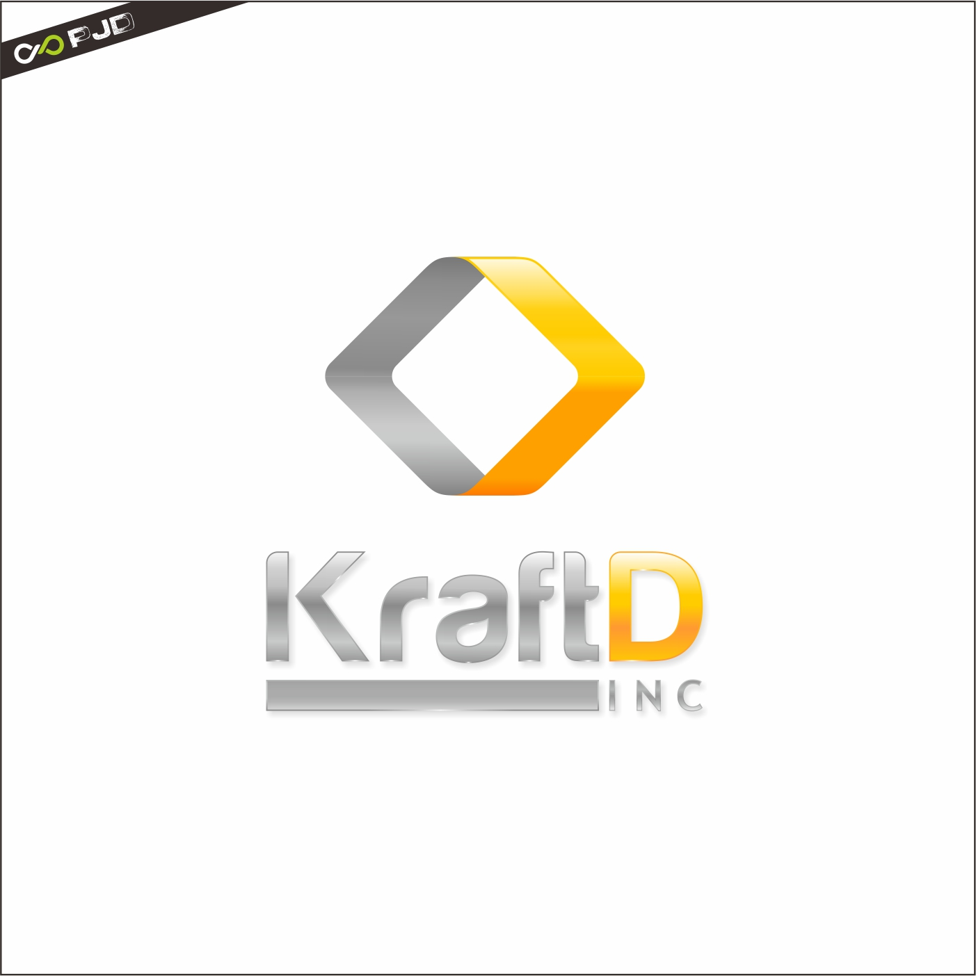 Logo Design by PJD - Entry No. 480 in the Logo Design Contest Unique Logo Design Wanted for Kraft D Inc.