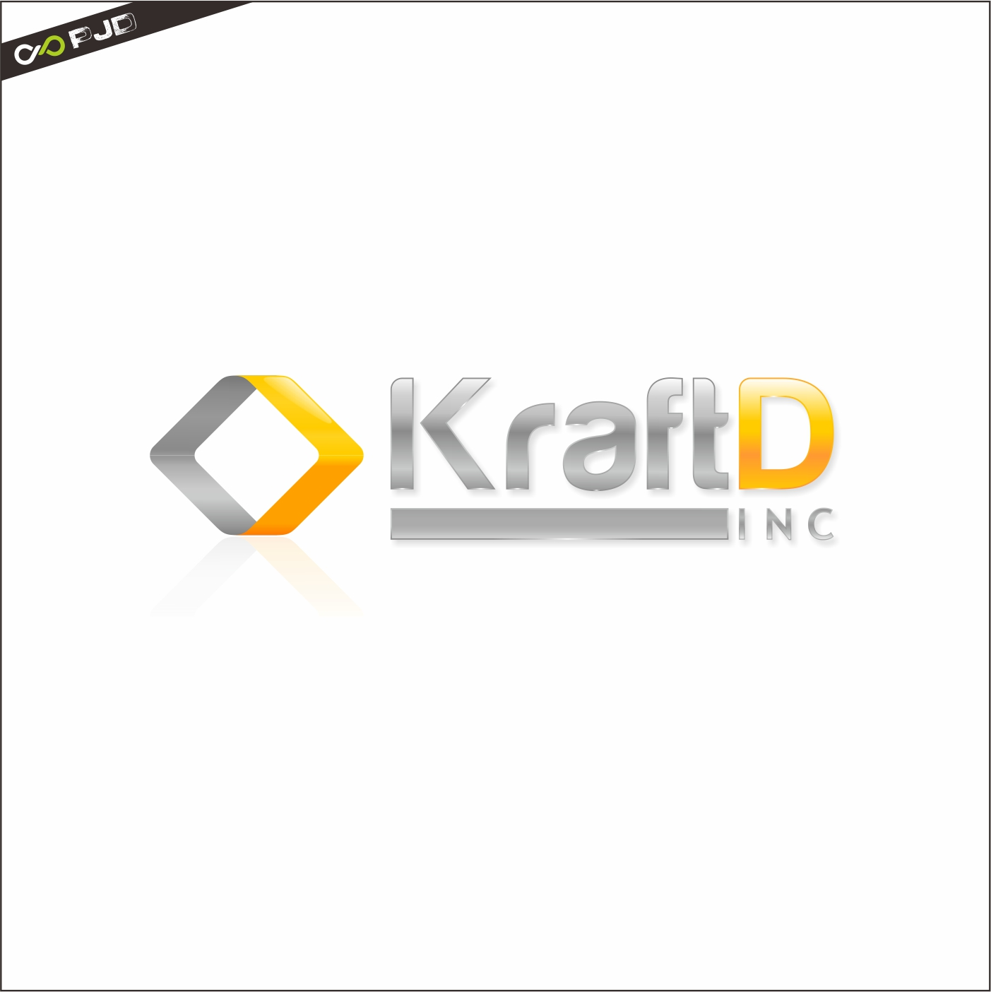 Logo Design by PJD - Entry No. 481 in the Logo Design Contest Unique Logo Design Wanted for Kraft D Inc.