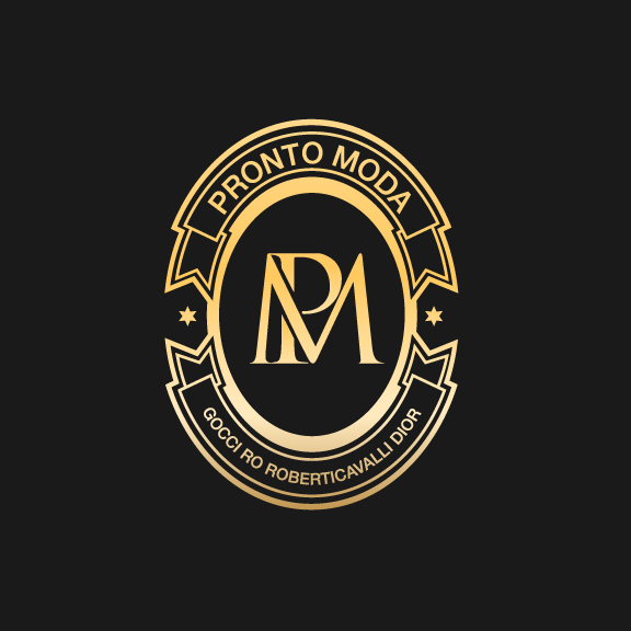 Logo Design by Top Elite - Entry No. 56 in the Logo Design Contest Captivating Logo Design for Pronto moda.