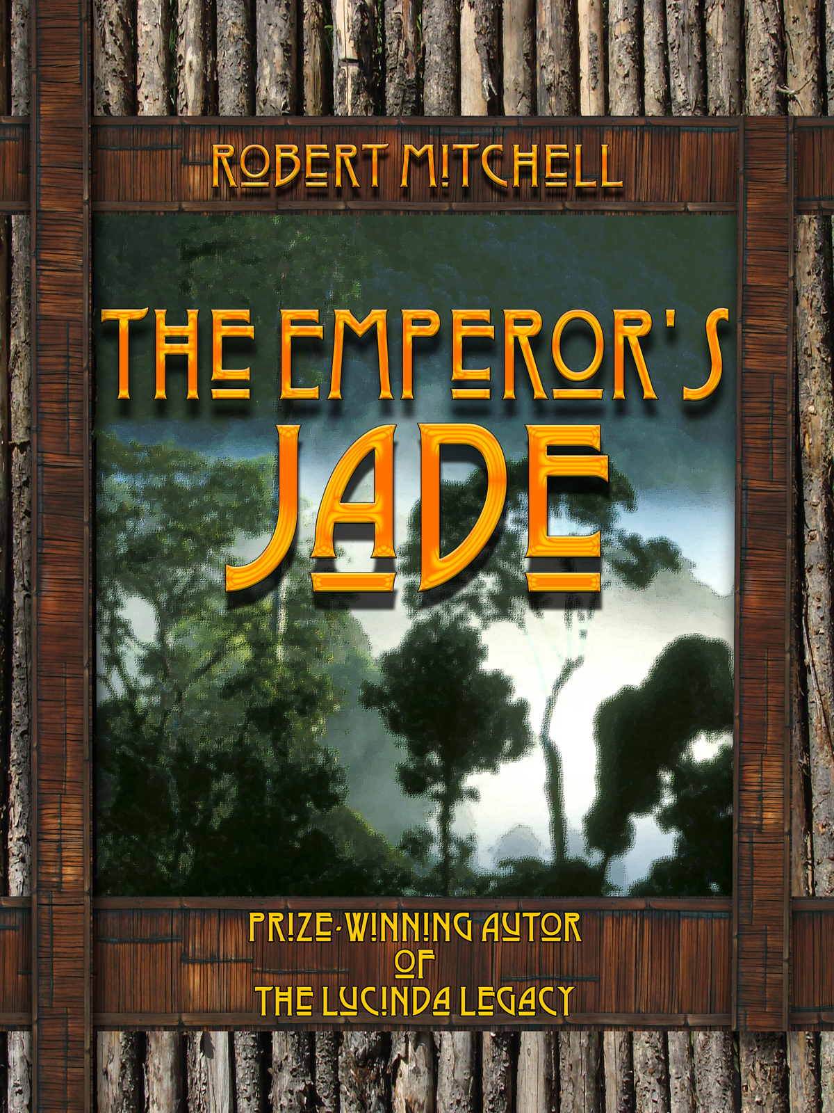 Book Cover Design by MITUCA ANDREI - Entry No. 47 in the Book Cover Design Contest Book Cover Design for The Emperor's Jade.