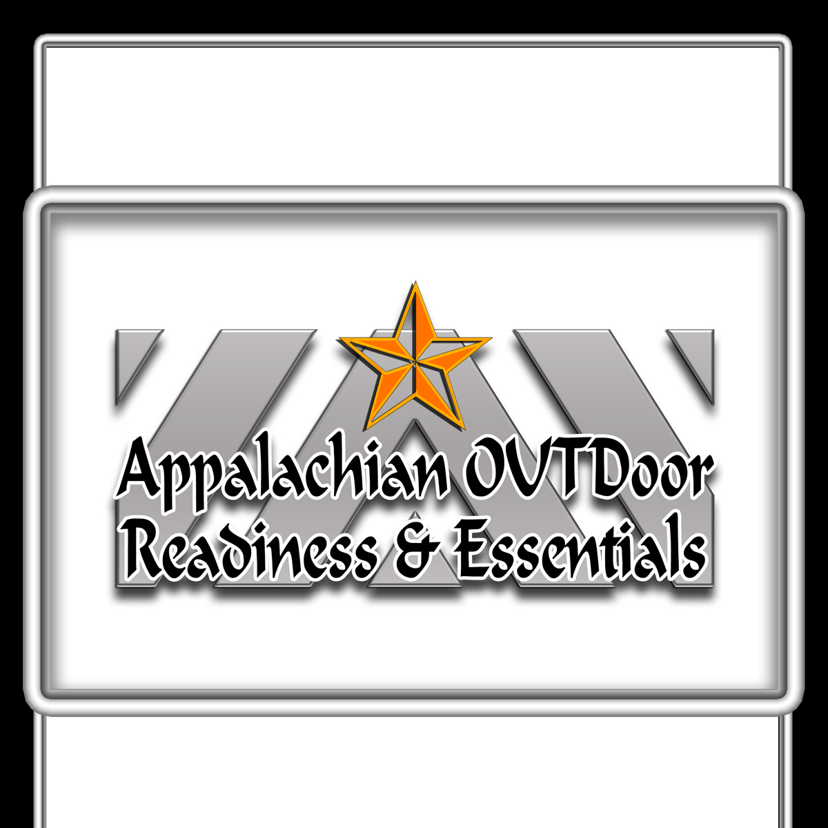 Logo Design by MITUCA ANDREI - Entry No. 3 in the Logo Design Contest Imaginative Logo Design for Appalachian Outdoor Readiness & Essentials.