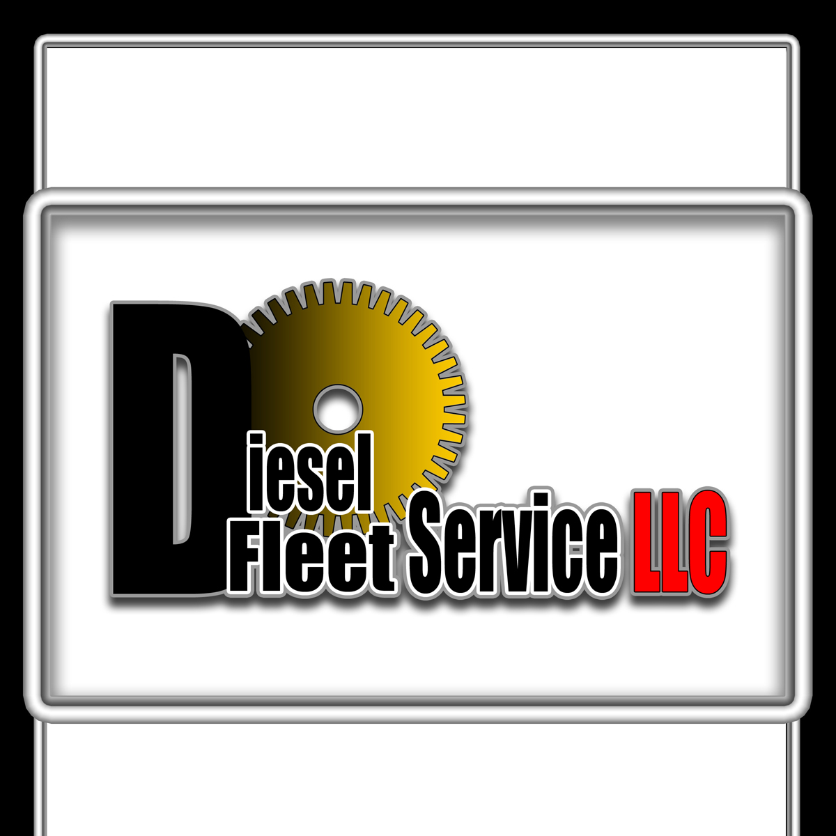 Logo Design by MITUCA ANDREI - Entry No. 2 in the Logo Design Contest Artistic Logo Design for Diesel Fleet Service, LLC.