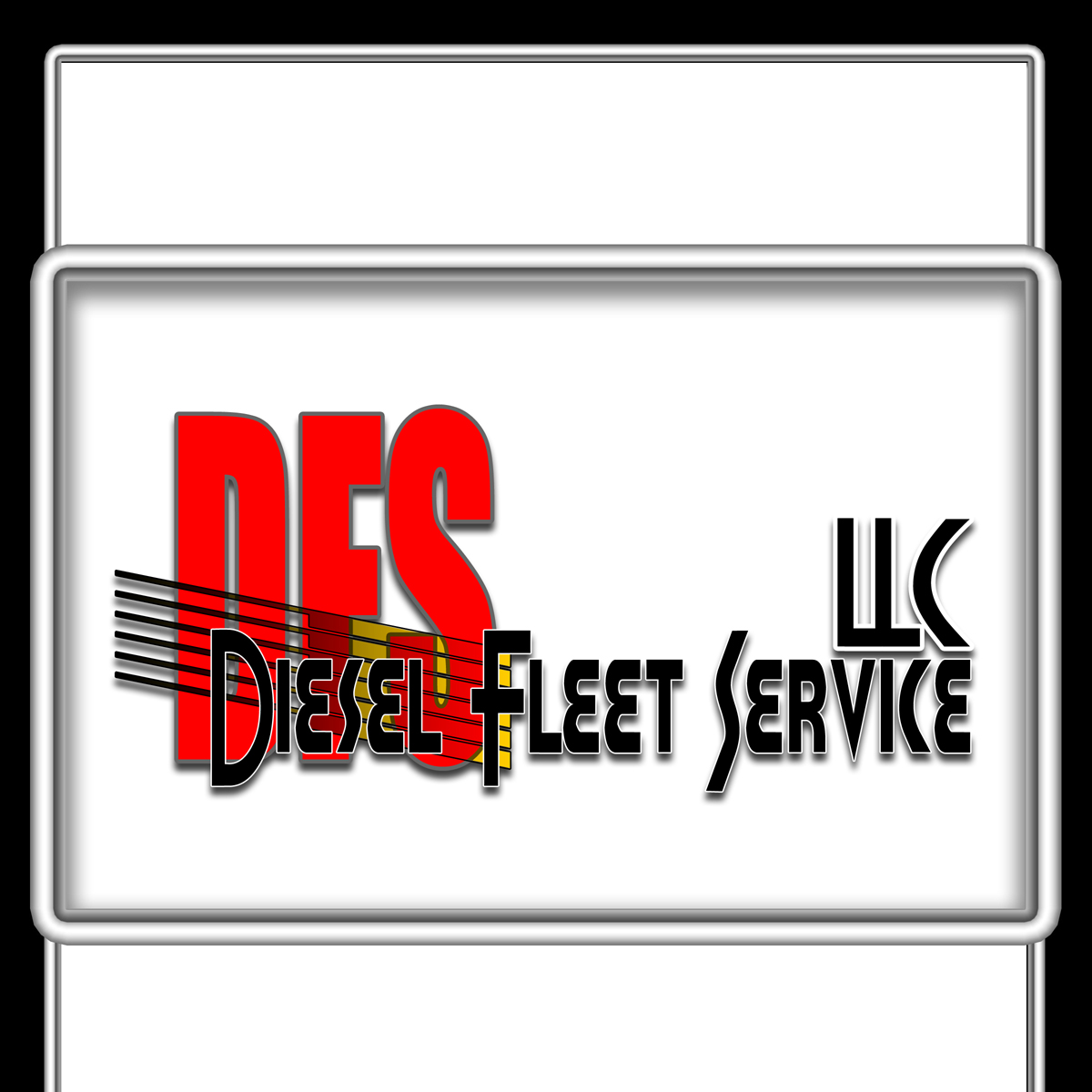 Logo Design by MITUCA ANDREI - Entry No. 3 in the Logo Design Contest Artistic Logo Design for Diesel Fleet Service, LLC.