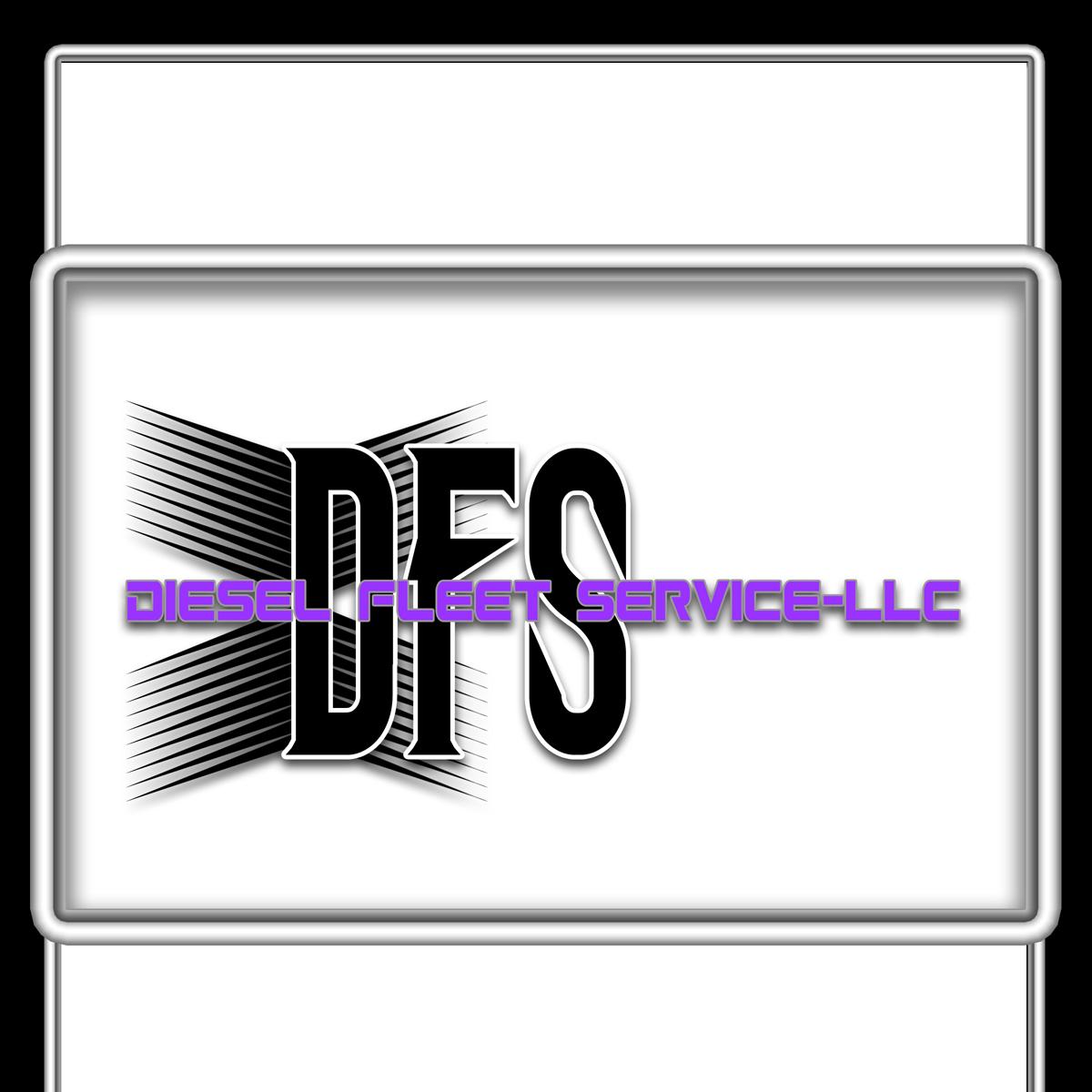 Logo Design by MITUCA ANDREI - Entry No. 4 in the Logo Design Contest Artistic Logo Design for Diesel Fleet Service, LLC.