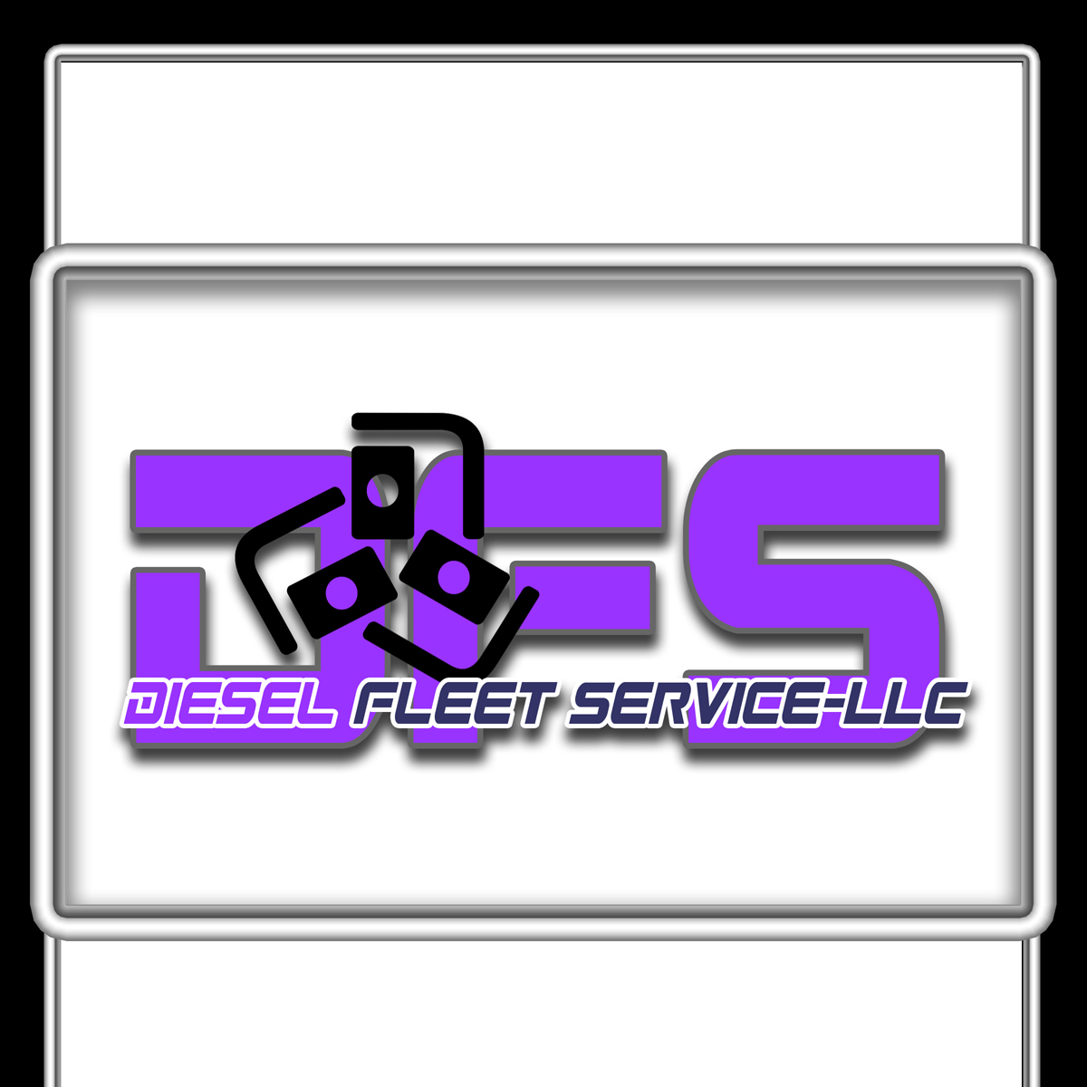 Logo Design by MITUCA ANDREI - Entry No. 5 in the Logo Design Contest Artistic Logo Design for Diesel Fleet Service, LLC.