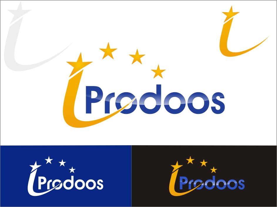 Logo Design by RED HORSE design studio - Entry No. 98 in the Logo Design Contest New Logo Design for iProdoos.