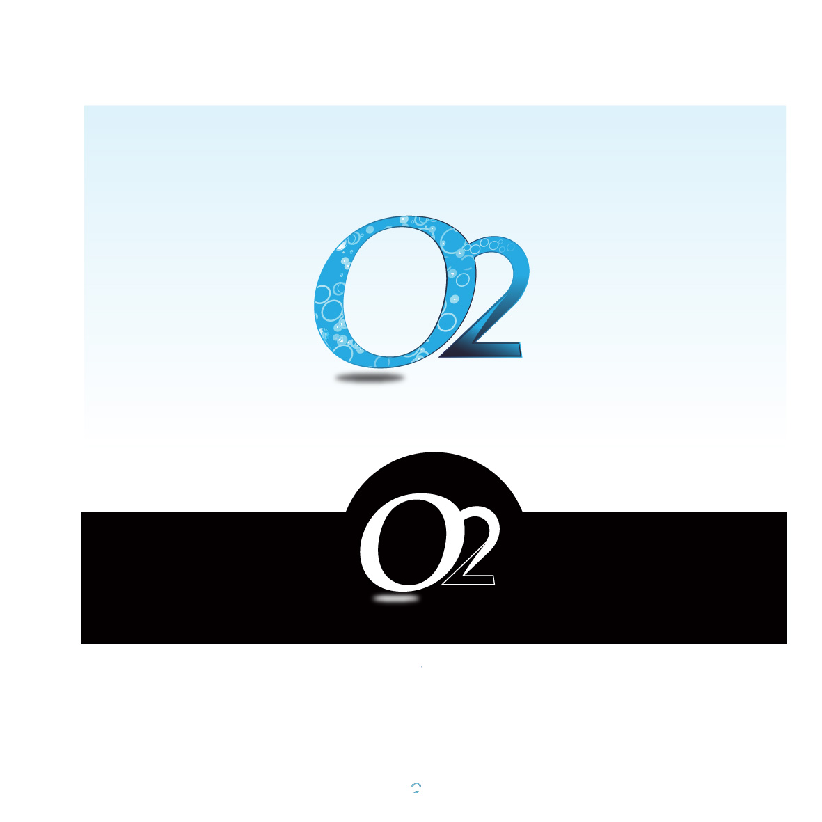 Logo Design by Robert Engi - Entry No. 97 in the Logo Design Contest Artistic Logo Design for O2.