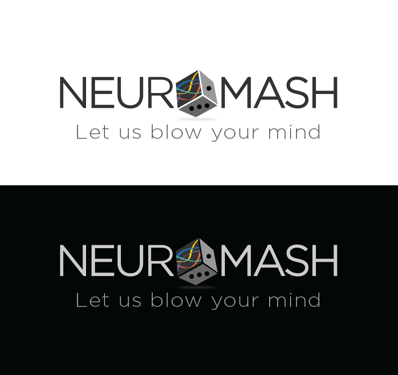 Logo Design by Christina Evans - Entry No. 37 in the Logo Design Contest Unique Logo Design Wanted for NeuroMash.