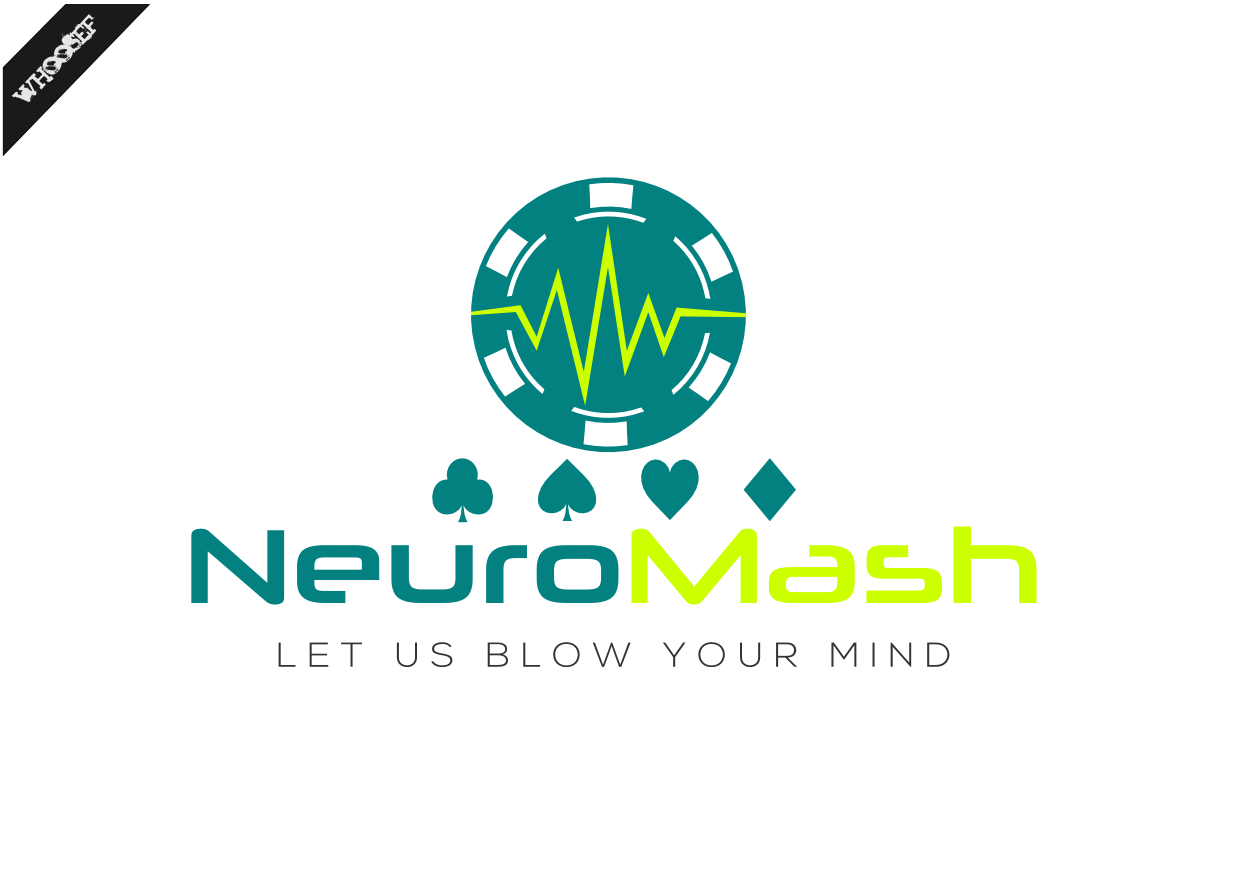 Logo Design by whoosef - Entry No. 38 in the Logo Design Contest Unique Logo Design Wanted for NeuroMash.