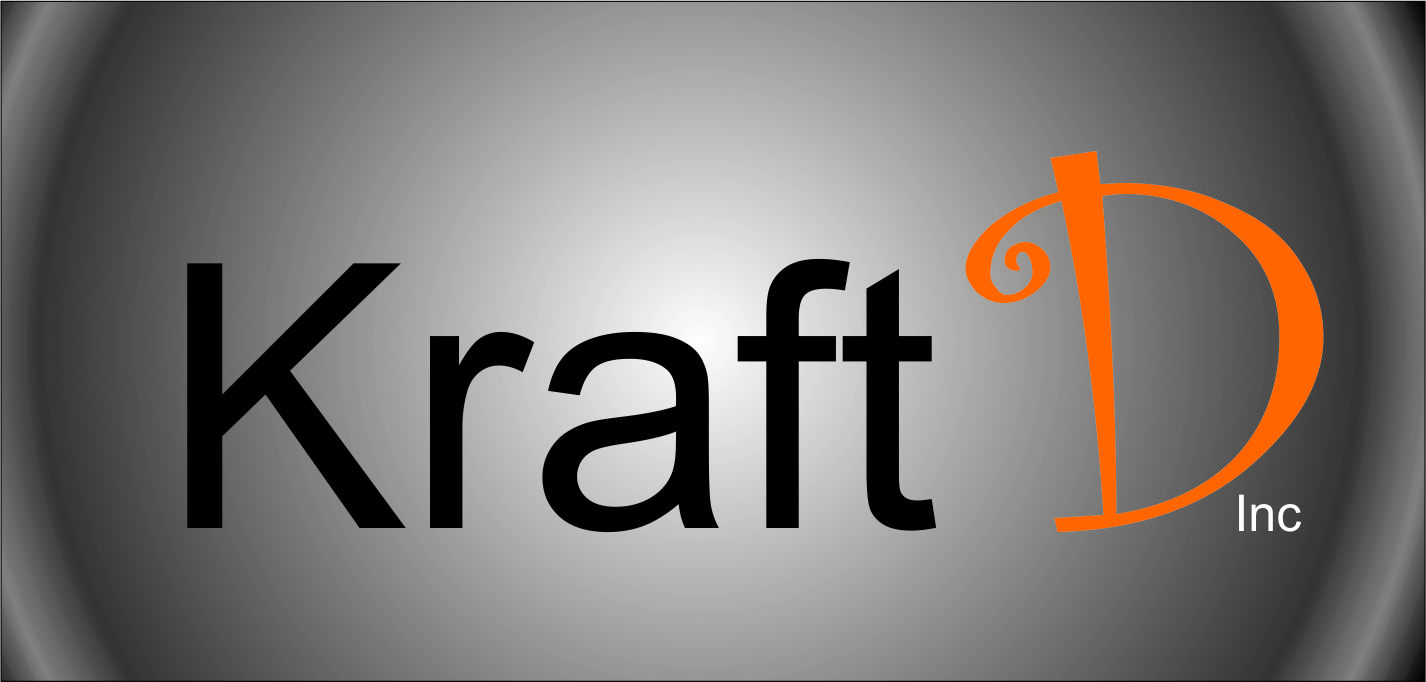 Logo Design by Agus Martoyo - Entry No. 500 in the Logo Design Contest Unique Logo Design Wanted for Kraft D Inc.