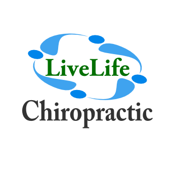 Logo Design by Ben ali Fethi - Entry No. 28 in the Logo Design Contest Captivating Logo Design for LiveLife Chiropractic.