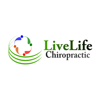 Logo Design by Ben ali Fethi - Entry No. 29 in the Logo Design Contest Captivating Logo Design for LiveLife Chiropractic.