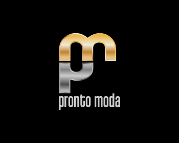 Logo Design by Rudy - Entry No. 68 in the Logo Design Contest Captivating Logo Design for Pronto moda.