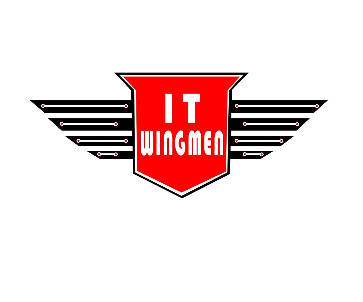 Logo Design by franz - Entry No. 64 in the Logo Design Contest New Logo Design for IT Wingmen.